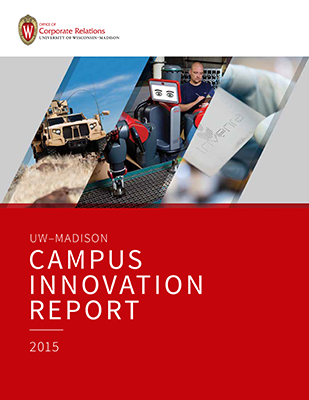 Office of Corporate Relations – 2015 Campus Innovation Report