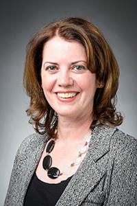Headshot of Tricia Nolan.