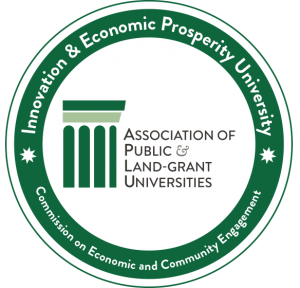 APLU Innovation & Economic Prosperity - program logo